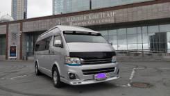 Стильный микроавтобус Toyota Hiace в аренду