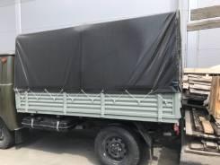 Бортовая платформа с тентом на УАЗ 33036