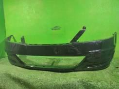 Бампер передний renault Logan Фаза 2 Черная жемчужина