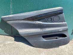 Обшивка задней левой двери BMW 5-Series Gran Turismo 2010