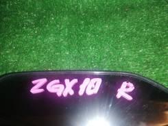 Полотно зеркала правое Toyota C-HR ZGX10