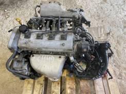 Двигатель в сборе Toyota Corolla Levin AE111 цвет 205 1998 № 6449