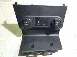Накладка на центральную консоль Hyundai Solaris