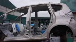 Стойка кузова Honda FIT, левая