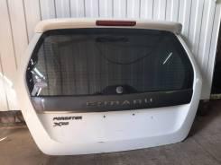 Крышка багажника Subaru Forester sq5