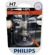 Лампа Cityvision Moto! 1 Шт. (H7) 12v 55w Px26d Philips арт. 12972Ctvbw 12972ctvbw_