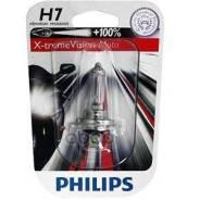 Лампа H7 12v 55w Px26d (Серия X-Tremevision Moto) Лампа Головного Освещения Philips арт. 12972XVBW