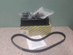Ремень ГРМ [117 зуб. 22mm] + ролик Ford Focus [KD45224] 2