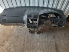 Торпедо, понель приборов Mazda Familia 2000