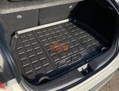 Коврик в багажник Kamatto для Toyota C-HR (высокий борт)