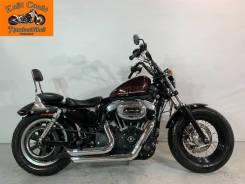 Harley-Davidson Sportster Forty-Eight XL1200X, 2014