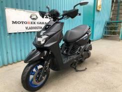 Yamaha BWs 125, 2017