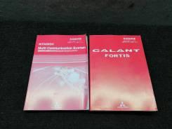 Руководство по эксплуатации Mitsubishi Galant Fortis