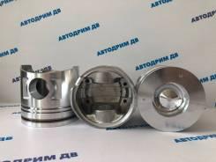 Поршни Nissan Diesel / UD FE6 / FE6T / FE6TA Alfin / OIL Gallery ( комплект 6 шт. ) 24 клапана Izumi