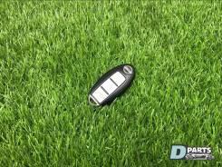 Ключ иммобилайзера Nissan Skyline 2008