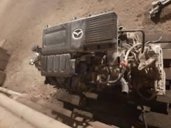 Двигатель контракт в сборе со всем навесным для Mazda