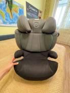 Детское автомобильное кресло Cybex Solution Q2-FIX (группа 2 - 3)