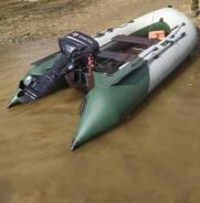 """Продам лодку ПВХ """"Тритон"""" 315"""