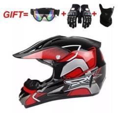 Защитная экипировка - Шлем, подшлемник, очки, перчатки