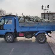 Услуги Самосвала - Вывоз/Завоз (грунт, шебень, скала, песок) Вывоз мусора
