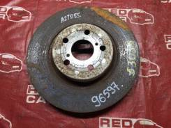 Тормозной диск Toyota Avensis AZT255, передний