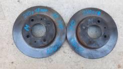 Тормозные диски передние (ПАРА 240х18мм) на Nissan AD VY10