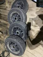 4 колеса с резиной на ford