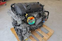 Контрактный Двигатель Peugeot, проверенный на ЕвроСтенде в Москве.