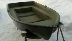 Лодка вёсельно-моторная Язь