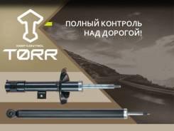 Амортизаторы TORR |Перед| Зад |низкая цена| гарантия |доставка по РФ