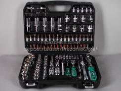 Набор инструментов для дома и машины 111 предметов. слесарный набор