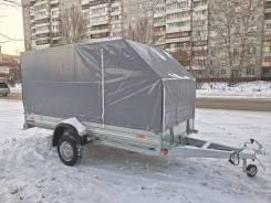 Прицеп легковой для снегохода ССТ-09 Супер 3500х1500