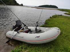 Лодка ПВХ с мотором Тохатсу