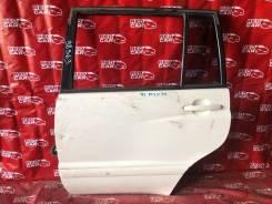 Дверь Toyota Kluger 2003 MCU25-0158984 1MZ, задняя левая