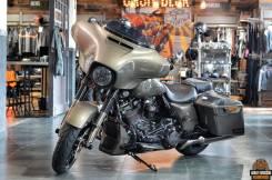 Harley-Davidson CVO Street Glide, 2021