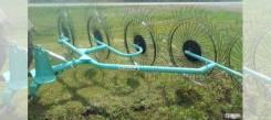 Грабли ворошилки 3,3 метра 5 колес