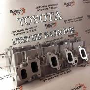 Головка блока цилиндров Toyota 1KZ Не в сборе