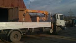 Продам крановую установку КМУ Тадано 3-х тонник (Tadano) TMZ304