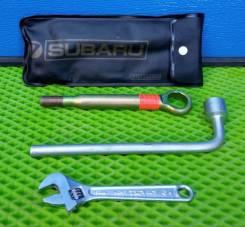 Набор штатных инструментов [97010AG000] Subaru Legacy BP5 #4