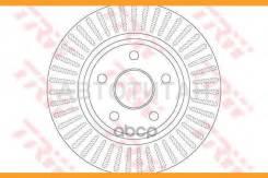 Диск тормозной передний JEEP Grand Cherokee II-III DF6251 [DF6251]
