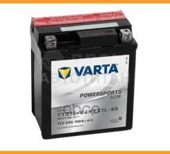 Аккумуляторная батарея! евро 6Ah 100A 114/71/131 YTX7L-BS moto Производитель: Varta 506014005 _ [506014005]
