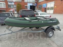 Лодка ПВХ Solar 350 Максима