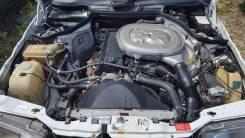 Двигатель + АКПП + кондиционер на Mercedes W124 2.3