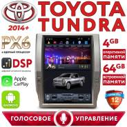 Автомагнитола Toyota Tundra (2014+). Tesla. DSP процессор. Android-9