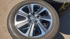 "=Свежий оригинал= Комплект дисков Toyota 16"" 5x114.3 6J ET50 #Japan"