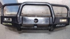 Бампер, Toyota Land Cruiser Prado (90) - 1996-2002 [6435202], передний
