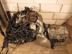 Двигатель(ДВС) (б/у 4.0 бензин CVDA) Porsche Panamera
