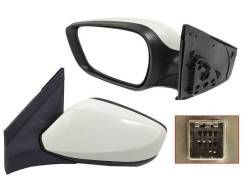 Зеркало левое SAT Sthns19402 Hyundai Solaris /Accent