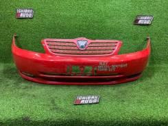Бампер Toyota Allex, передний