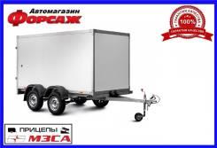 Прицеп МЗСА 817783.001 ( 3005х1488х1520 мм )(Фургон)